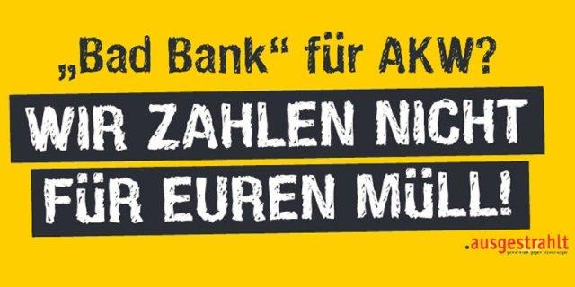 Bad Bank